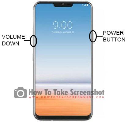How to take Screenshot on LG Phones