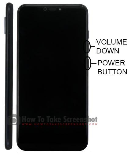 How to Take Screenshot on Lenovo S5 Pro