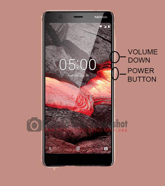 How to Take Screenshot on Nokia 2.1