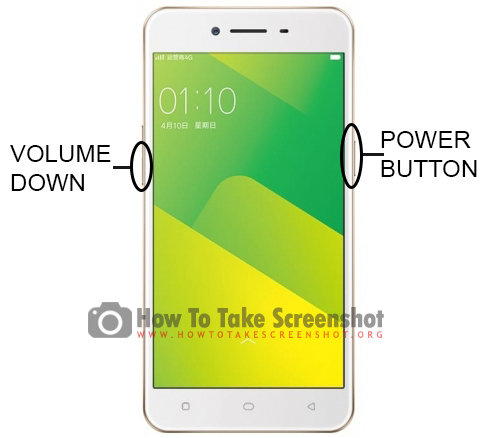 How to Take Screenshot on Oppo A77