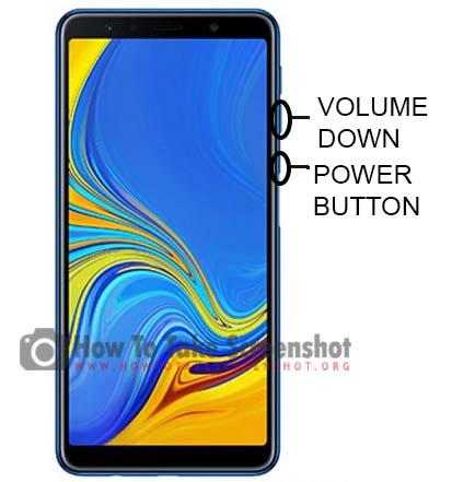 How to Take Screenshot on Samsung Galaxy P30