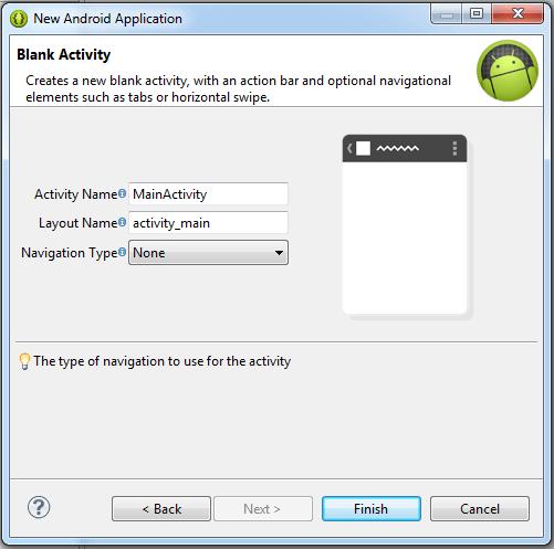 TextImageTutorial BlankActivity