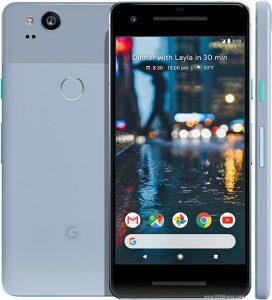 google pixel 2 screenshot