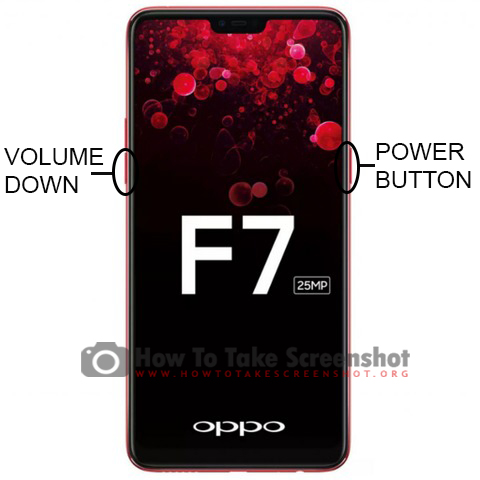 How to Take Screenshot on Oppo F7 Plus