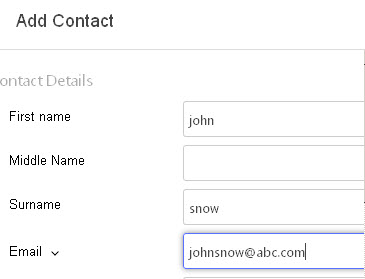 Yahoo-contact-details