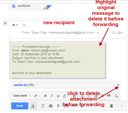 gmail-message-forwarding