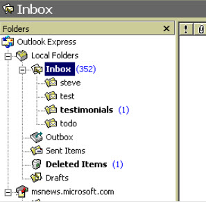 outlook-express-multiple-mailboxes