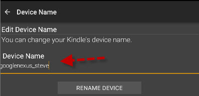 rename-kindle-device-android
