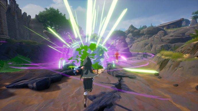 New Screenshots Released For Fantasy Battle Royale Game Spellbreak - Nintendo Life