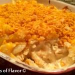 Creamy Cheddar Mac 'N Cheese