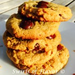 Gluten Free Bittersweet Chocolate Chip Cookies