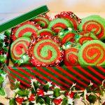 Christmas Pinwheel Cookies Swirls Of Flavor