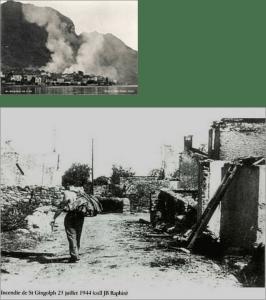 St-Gingolph 1944