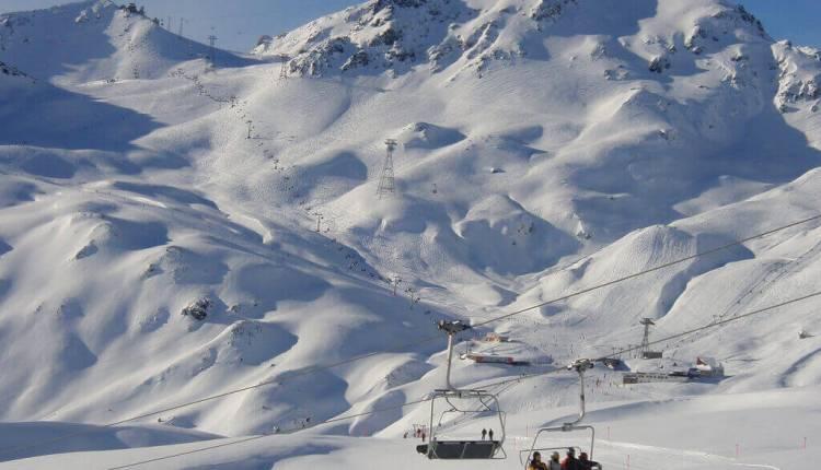 Davos Klosters Parsenn Ski Resort