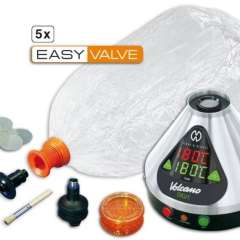 Vaporizer VOLCANO DIGIT with EASY VALVE (Swiss Plug)