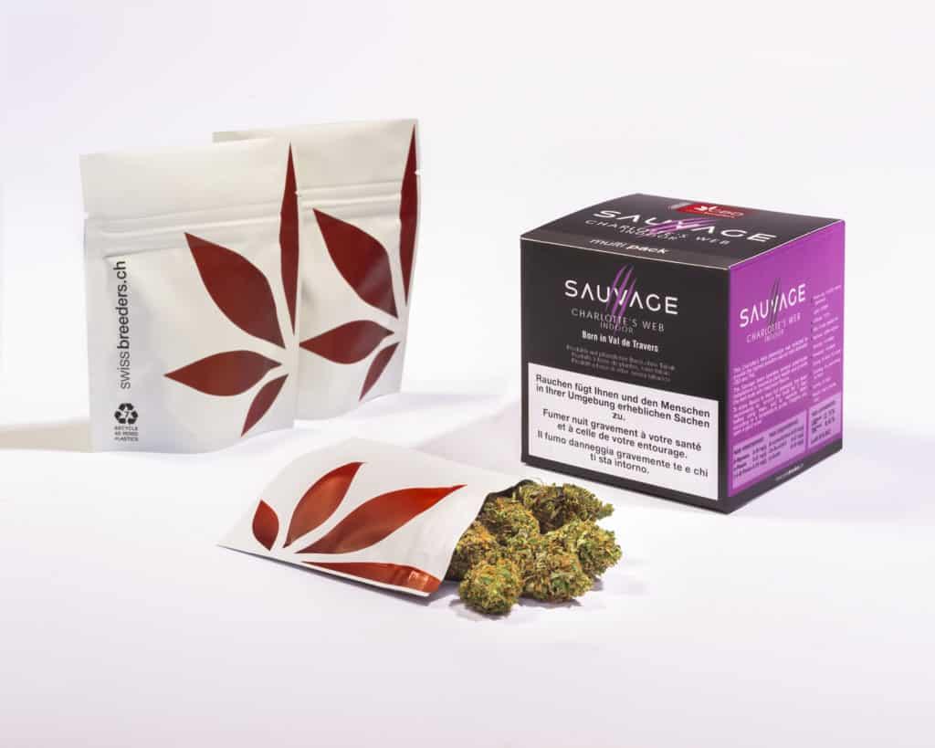 Sauvage Charlotte's Web Indoor Multi Pack (6g)