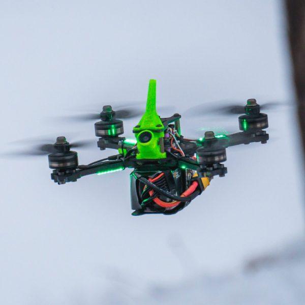 Swiss Drone Flights Racing Build