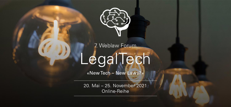 Weblaw Forum LegalTech