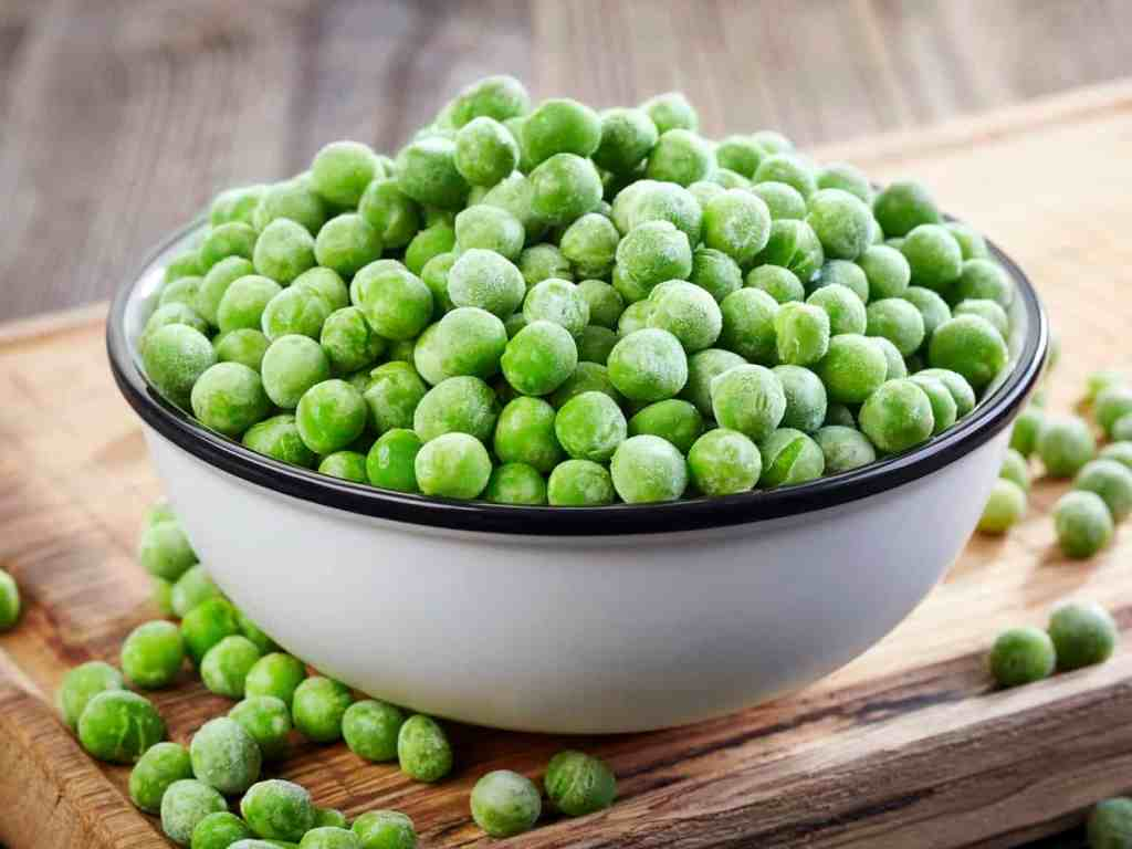 Top tips to eat Organic on a budget- Frozen vegetables