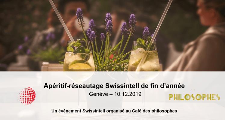 Swissintell Apéritif Réseautage