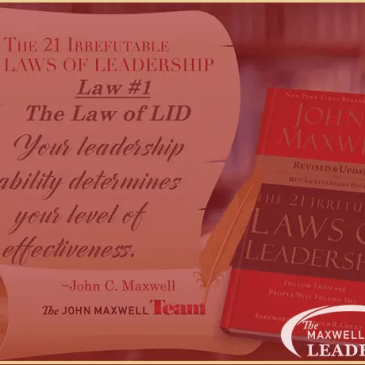 The 21 Irrefutable Laws Of Leadership Lunch Learn Swiss Leaders