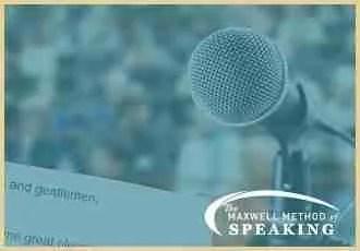 The Maxwell Method of Speaking
