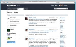 reseau social privé dans le cloud