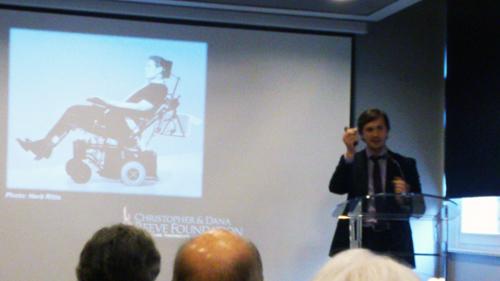 Grégoire Courtine. Neuroscience