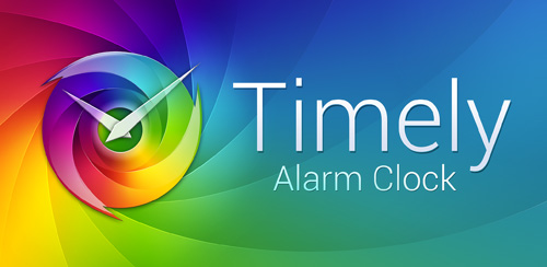 Appli Timely, alarm clock