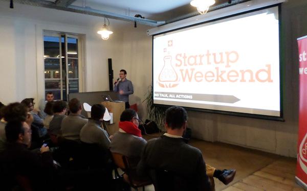 startup week end Genève