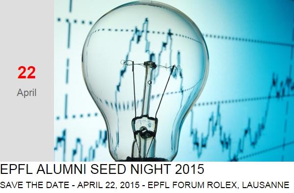 la seed night a lieu le 22 avril