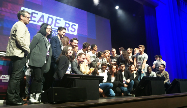 LeadersParis- 2017 - start-up