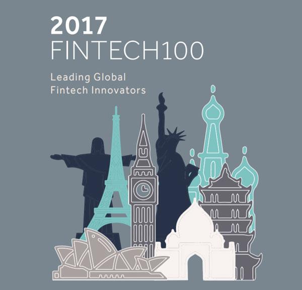 KPMG - 100 fintech startups 2017