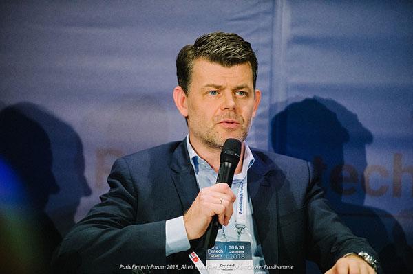 Paris Fintech Forum -Numbrs
