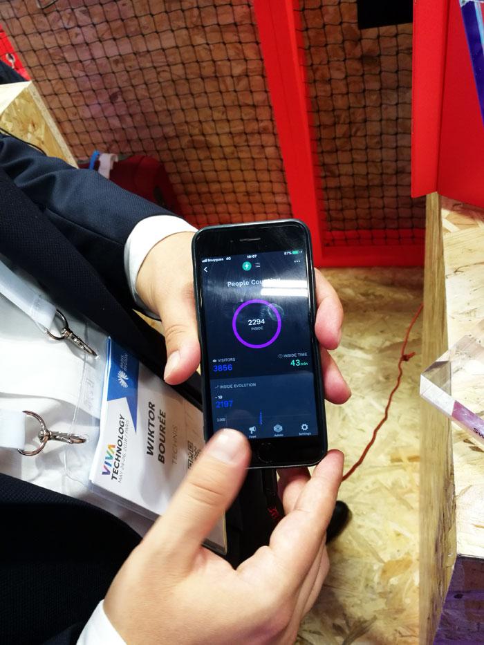 Technis - smartdata pour sols connectés