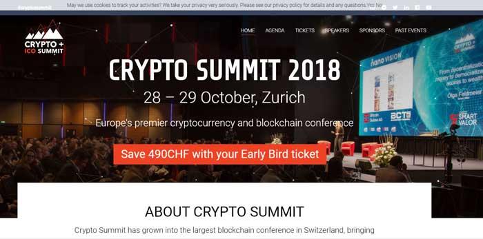 summit in Switzerland