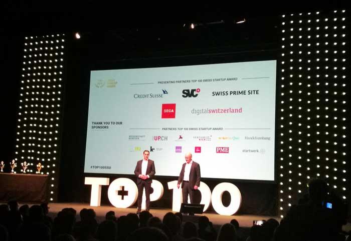 Top 100 - Startup - 2018 Zurich