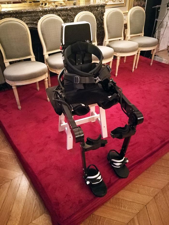 Twiice - Vivatech- exosquelette