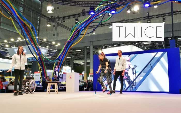 Twiice à VivaTech - Swisstech