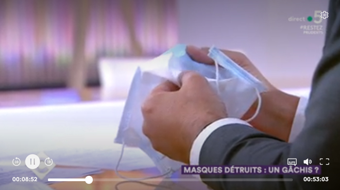 masque - innovation