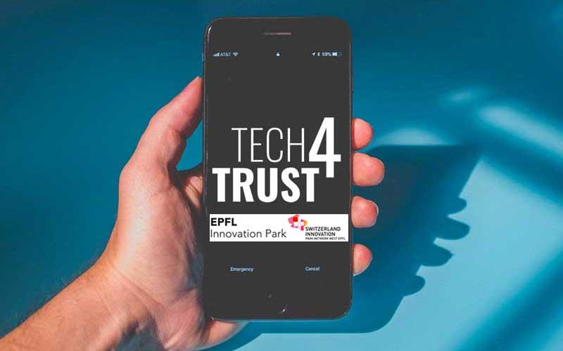 Tech4Trust, le programme d'accélération de l'EPFL pour renforcer la confiance numérique est ouvert !