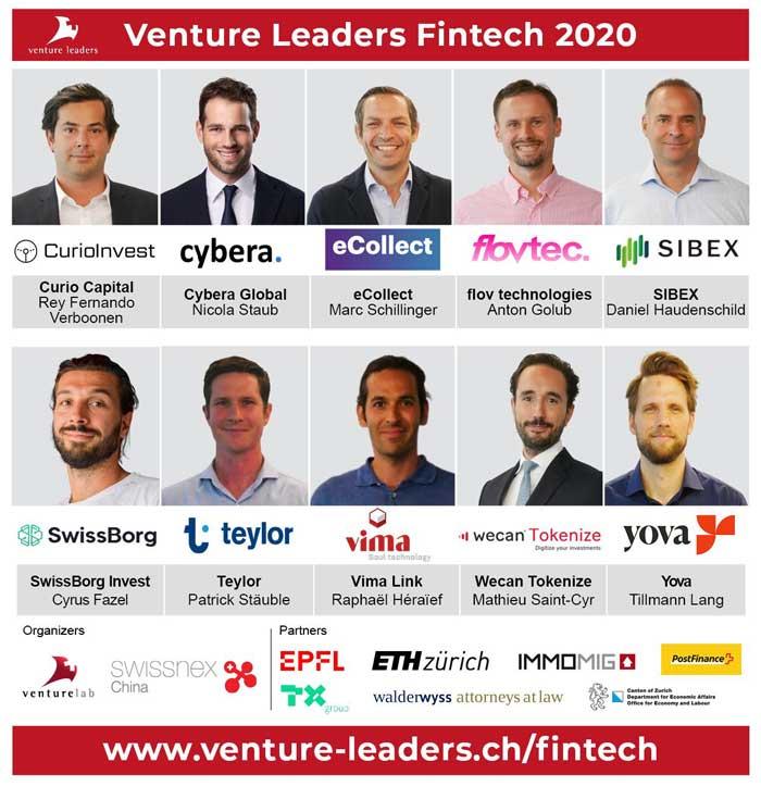 venture leaders Hong Kong