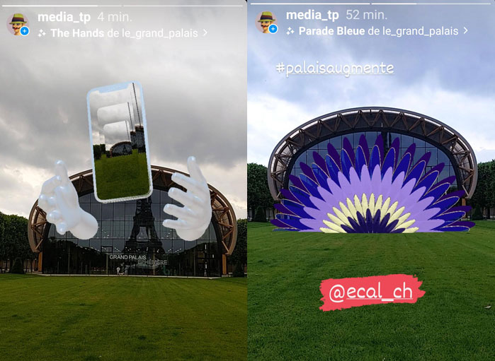 Suisse Corée du Sud - AR-VR