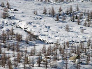 Samll Creek in Zermatt