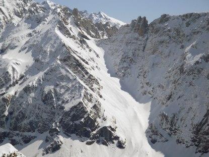 Chälen (descent from Gross Ruchen)