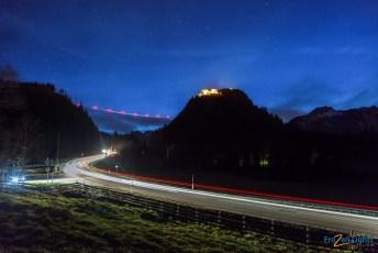 Die längste Fussgänger - Hängebrücke der Welt - © Frozen Lights