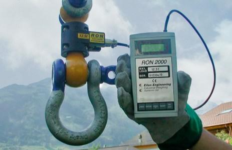 RON2000 Dynamometer 12 ton