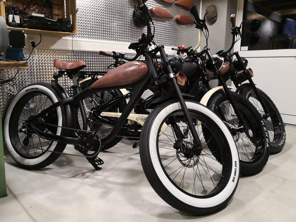 e-Rats Cruiser E-Bike