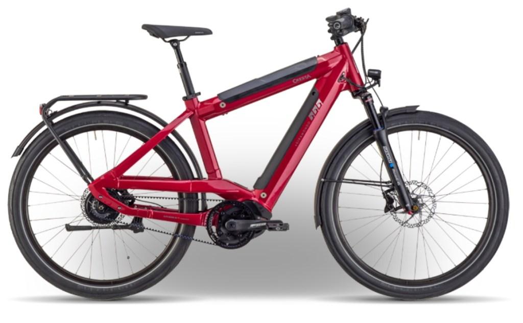 Cresta Swiss Bike – leistungsstärkstes Elektro Reiserad eGiramondo