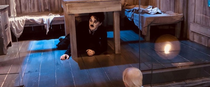 Chaplin's World , o Museu do Chaplin